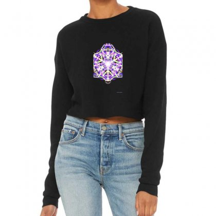 Colorgate Cropped Sweater Designed By Lyrielll