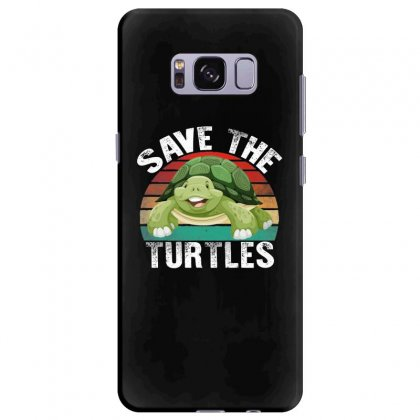 Save The Turtles Shirt Samsung Galaxy S8 Plus Case Designed By Faical