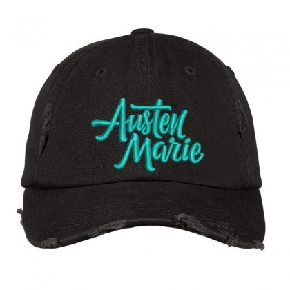 Austen Marie Distressed Cap Designed By Madhatter