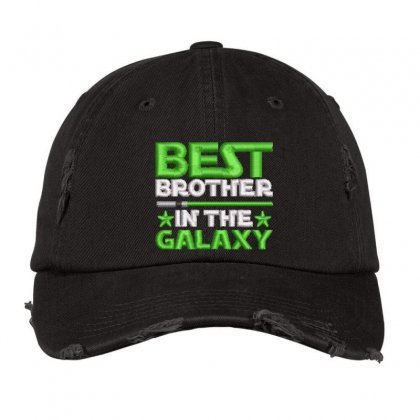 Best Brother Distressed Cap Designed By Madhatter