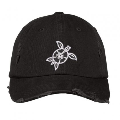 Tartal Distressed Cap Designed By Madhatter