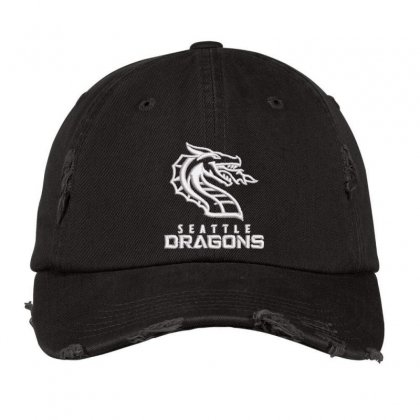 Dragons Distressed Cap Designed By Madhatter