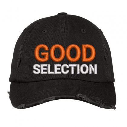 Good Selection Distressed Cap Designed By Madhatter