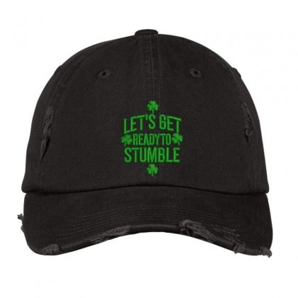 Lets Get Distressed Cap Designed By Madhatter