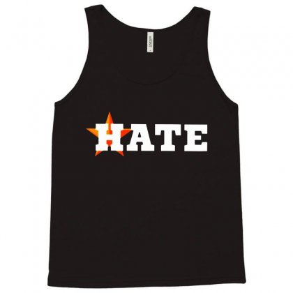 Astros Hate Us Tank Top Designed By Ninja Art