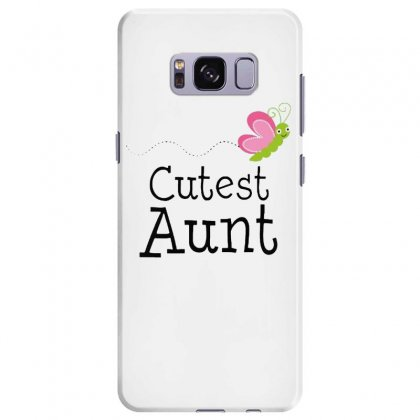 Cutest Aunt Samsung Galaxy S8 Plus Case Designed By Hoainv