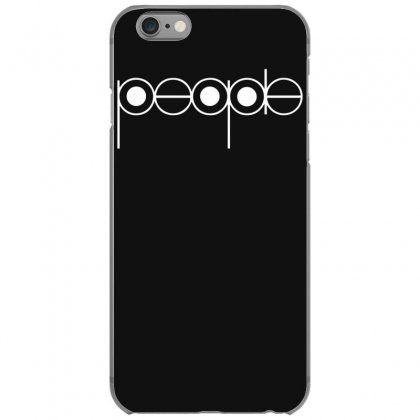 People Records Iphone 6/6s Case Designed By Funtee