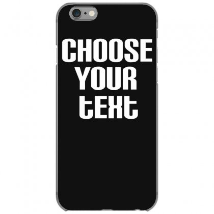 Personalised Iphone 6/6s Case Designed By Funtee