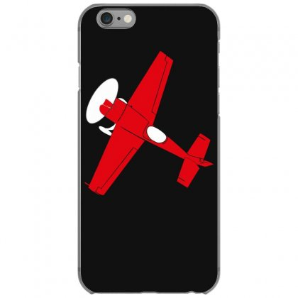 Pilot Flieger Airplane Flugzeug Extra300 Rc Flyer Iphone 6/6s Case Designed By Funtee