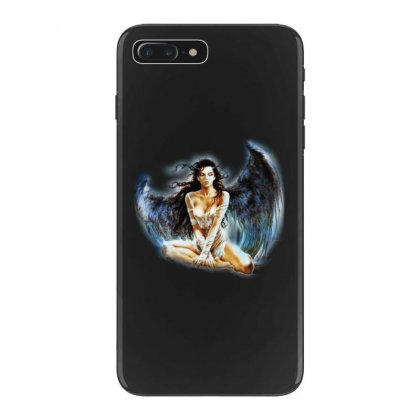 Angel Lucifer Lilith Demon Iphone 7 Plus Case Designed By Ninja Art