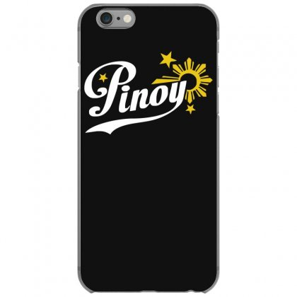 Pinoy Philippines Star & Sun Iphone 6/6s Case Designed By Funtee