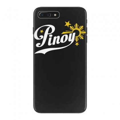 Pinoy Philippines Star & Sun Iphone 7 Plus Case Designed By Funtee