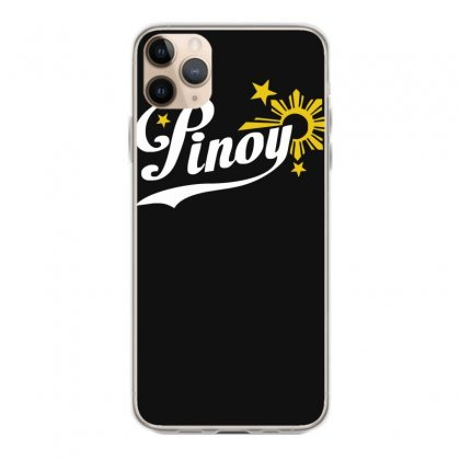 Pinoy Philippines Star & Sun Iphone 11 Pro Max Case Designed By Funtee