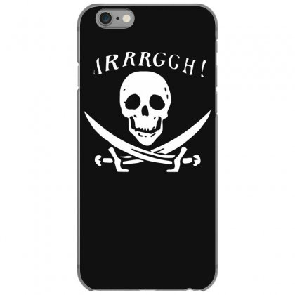 Pirate Iphone 6/6s Case Designed By Funtee