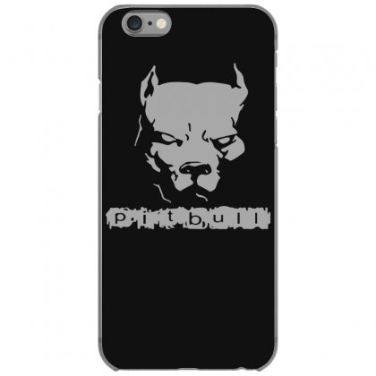 Pitbull American Pit Bull Spiked Dog Collar Iphone 6/6s Case Designed By Funtee