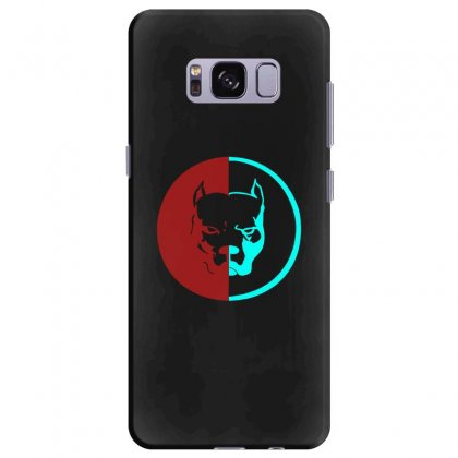 Pitbull Syndicate Logo Dogs Samsung Galaxy S8 Plus Case Designed By Funtee