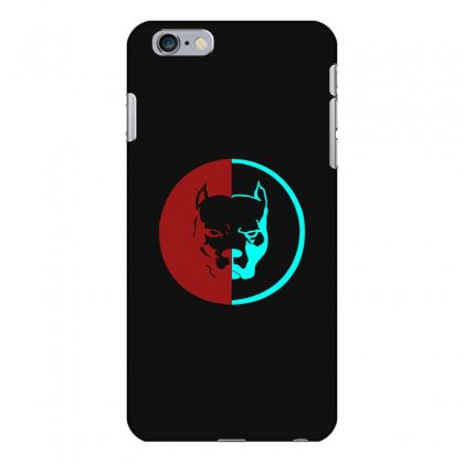 Pitbull Syndicate Logo Dogs Iphone 6 Plus/6s Plus Case Designed By Funtee