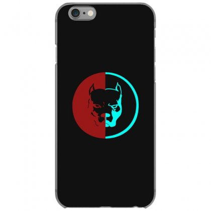 Pitbull Syndicate Logo Dogs Iphone 6/6s Case Designed By Funtee