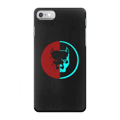 Pitbull Syndicate Logo Dogs Iphone 7 Case Designed By Funtee