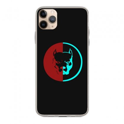 Pitbull Syndicate Logo Dogs Iphone 11 Pro Max Case Designed By Funtee