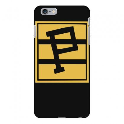 Pittsburgh Pirates Vintage Classic Hockey Iphone 6 Plus/6s Plus Case Designed By Funtee