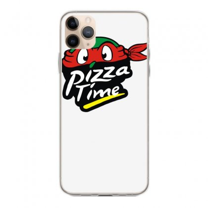 Pizza Time Turlte Iphone 11 Pro Max Case Designed By Funtee