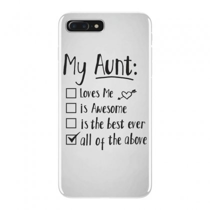 My Aunt To Do List Iphone 7 Plus Case Designed By Hoainv