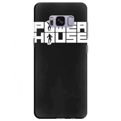 Power House Samsung Galaxy S8 Plus Case Designed By Funtee