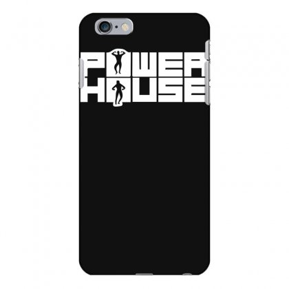 Power House Iphone 6 Plus/6s Plus Case Designed By Funtee