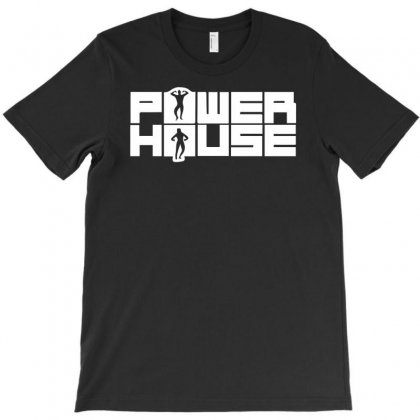 Power House T-shirt Designed By Funtee