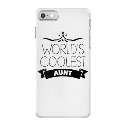 World's Coolest Aunt Iphone 7 Case Designed By Hoainv