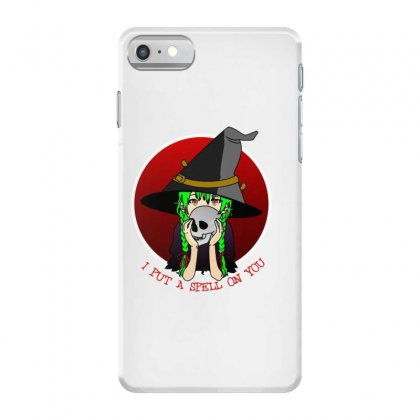 Witch Spell Iphone 7 Case Designed By Scrappychoco