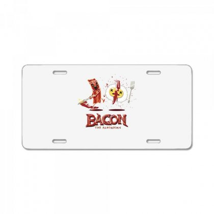 Bacon   Conan The Babarian License Plate Designed By Hoainv