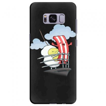 Bacon Awesome Samsung Galaxy S8 Plus Case Designed By Hoainv