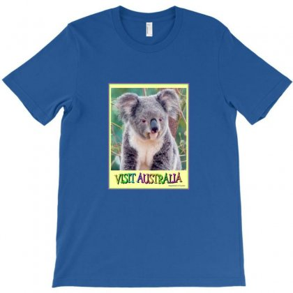 Help Koalas Conservation T-shirt Designed By Tasha