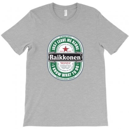 Kimi Beer Vintage T-shirt Designed By Tasha