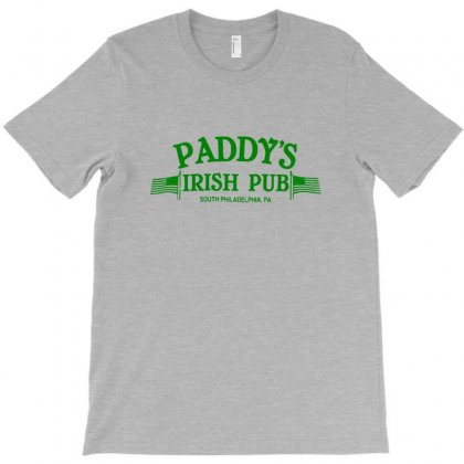 Paddy Irish Pub T-shirt Designed By Tasha