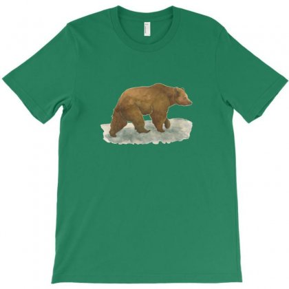 Protect Fat Bears T-shirt Designed By Tasha