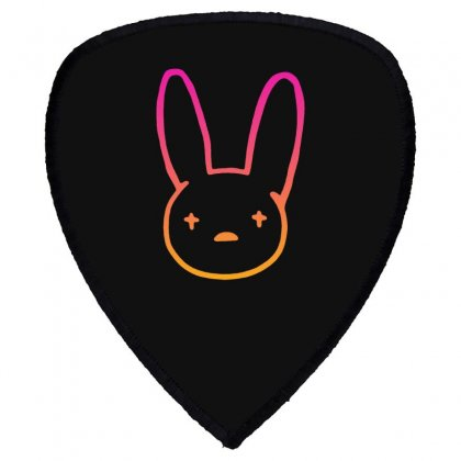 Bad Bunny Shield S Patch Designed By Shirt1na