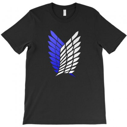 Wings Of Freedom T-shirt Designed By Shirt1na