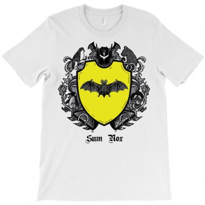 I Am The Night T-shirt Designed By Cuser621