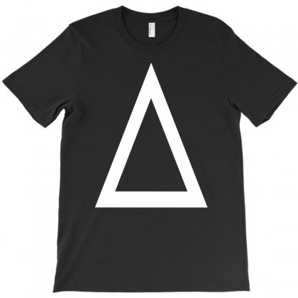 Prism A Triangle Design Graphic Baseball Jersey T-shirt Designed By Fanshirt