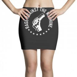 rage against the machine Mini Skirts | Artistshot