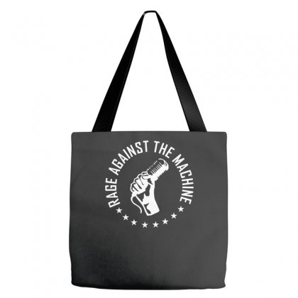 Rage Against The Machine Tote Bags Designed By Fanshirt