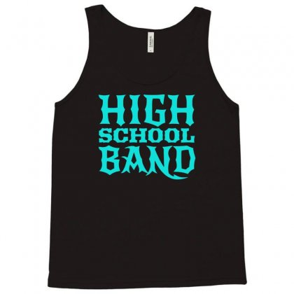 High School Band Tank Top Designed By Sopy4n