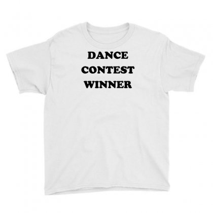 Dance Contest Winner Youth Tee Designed By Sopy4n