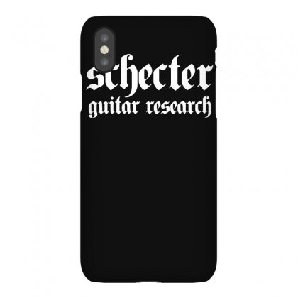 Schecter Iphonex Case Designed By Ismi