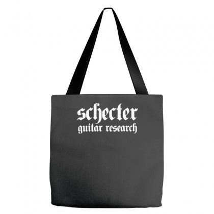Schecter Tote Bags Designed By Ismi