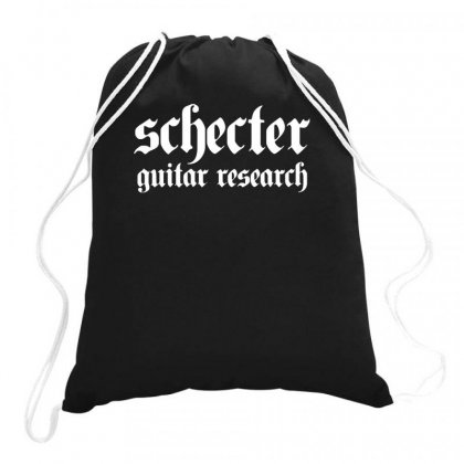 Schecter Drawstring Bags Designed By Ismi
