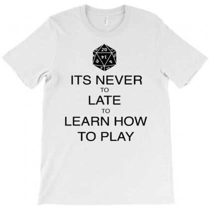 Role Playing Game T-shirt Designed By Sopy4n